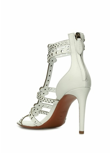 Alaia Sandalet Beyaz